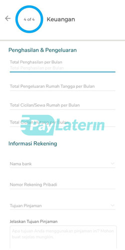 Data Keuangan