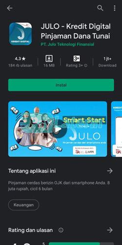 Download Aplikasi Julo