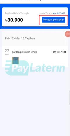 Klik Pay Now Atau Bayar Sekarang
