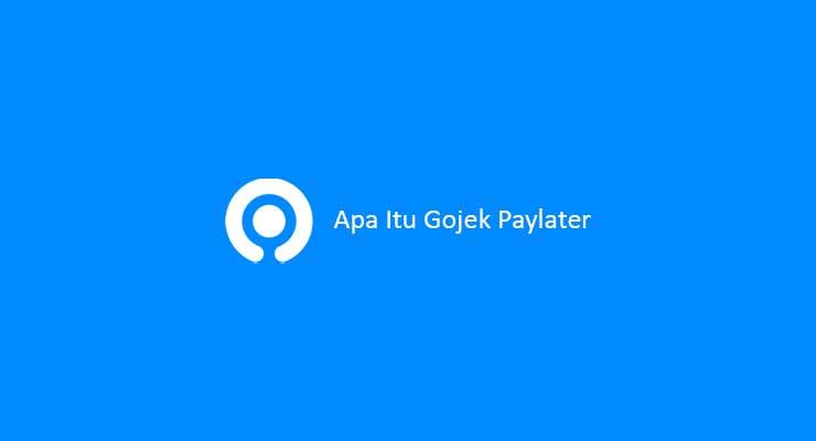 Apa Itu Gojek Paylater