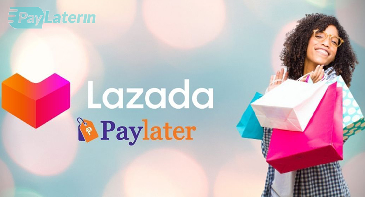 Fitur Lazada Paylater