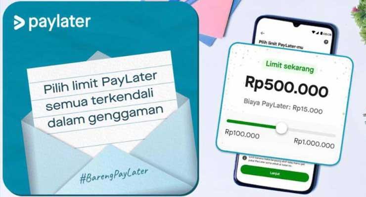 Limit Pinjaman Gopaylater