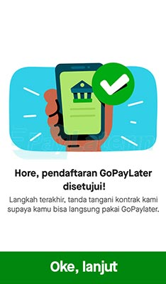 Aktifkan Gopaylater