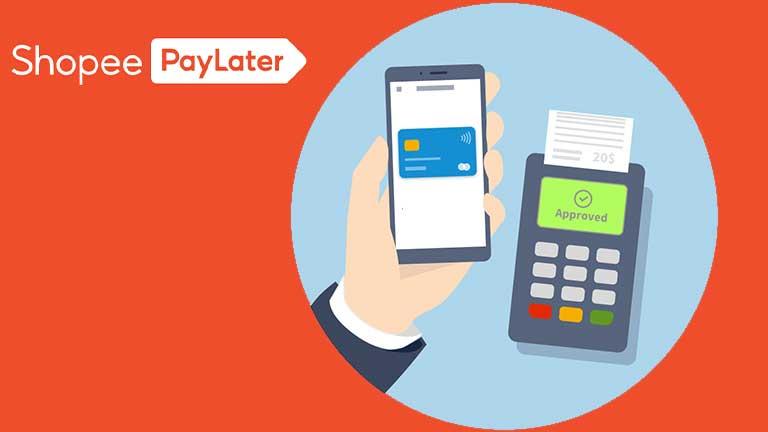 Bayar Spaylater Via M Banking