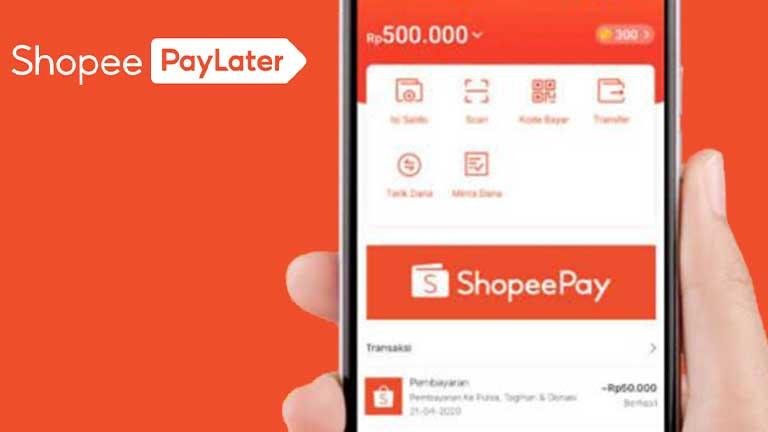Cara Bayar Shopee Paylater Dengan Shopeepay