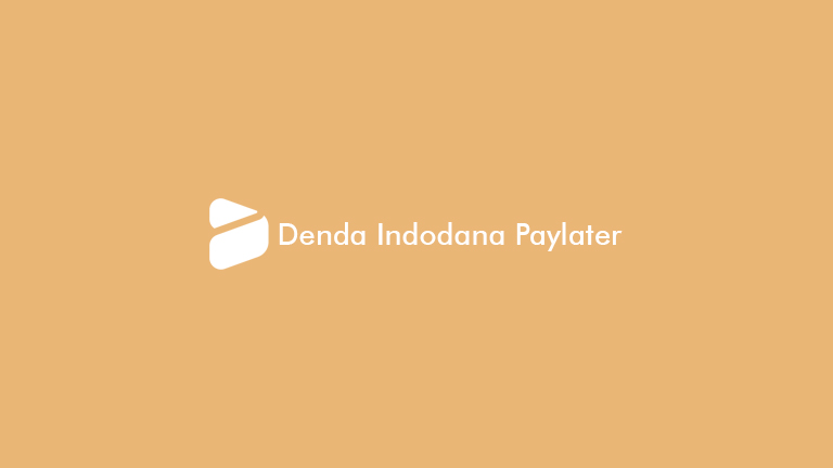 Denda Indodana Paylater