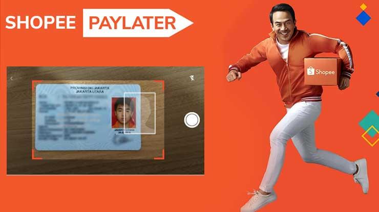 Syarat Daftar Shopee Paylater