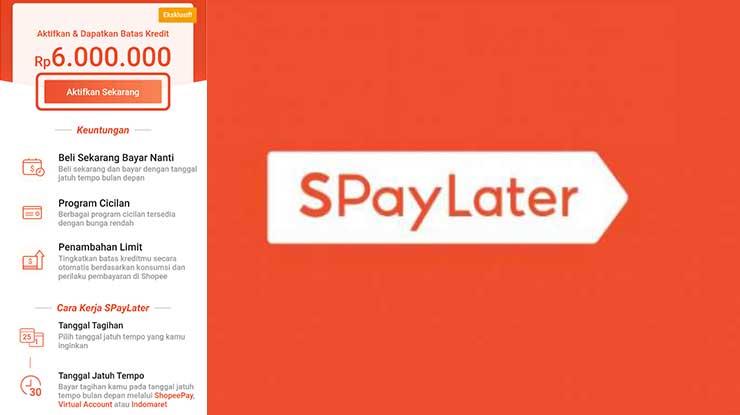 Cara Daftar Shopee Paylater Tidak Muncul